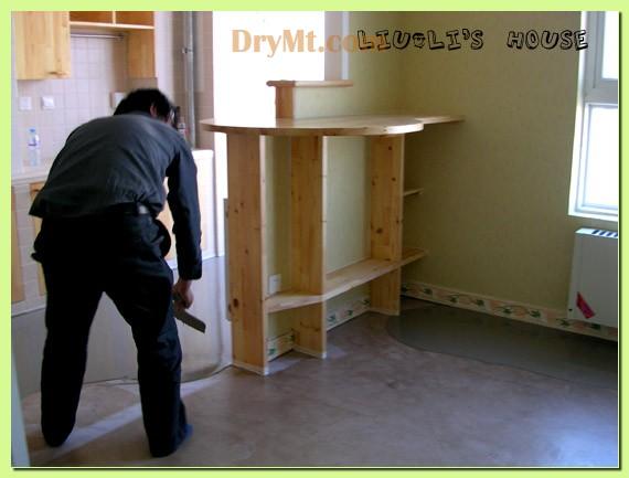 家装自流平水泥施工流程及图片