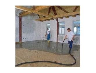 自流平水泥地坪地暖系统施工工艺流程-附图片