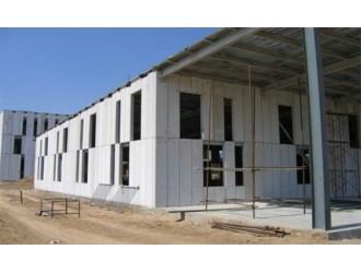 预制装配式钢结构体系的墙板体系