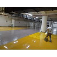 地下车库车间地面翻新地坪漆施工队伍
