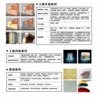 保温装饰一体板  建筑外墙保温 (印象石 超薄石材 等)