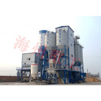 供应青岛海州重工第八代新型普通干混砂浆生产线